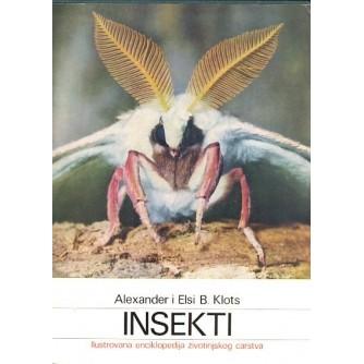 Alexander i Elsi B. Klots: Insekti